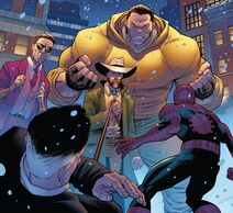Enforcers (Earth-616) from Amazing Spider-Man Vol 5 11 001