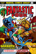 Fantastic Four Vol 1 142