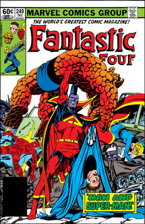Fantastic Four Vol 1 249