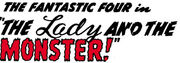 Fantastic Four Vol 1 8 Part 3 Title