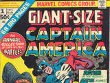 Giant-Size Captain America Vol 1