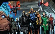 Guardians of the Galaxy (Earth-616) from Guardians of the Galaxy Vol 5 6 001
