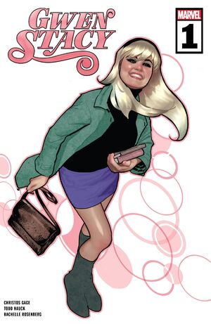 Gwen Stacy Vol 1 1