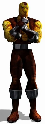 Herman Schultz (Earth-96283) from Spider-Man (2002 video game) 001