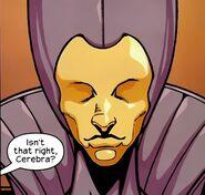 Irene Adler (Earth-2301) from X-Men Ronin Vol 1 1 0001