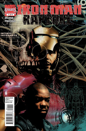 Iron Man The Rapture Vol 1 1