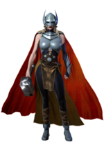 Jane Foster (Earth-TRN258)
