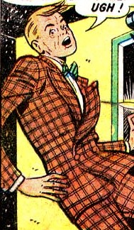 Jim Clark (Earth-616) from Sun Girl Vol 1 1 0001