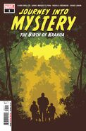 Journey into Mystery The Birth of Krakoa Vol 1 1