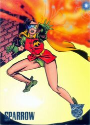Jubilation Lee (Earth-9602) from Amalgam Comics (Trading Cards) 0001
