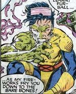 Jubilation Lee (War Skrull) from Uncanny X-Men Vol 1 277 0001