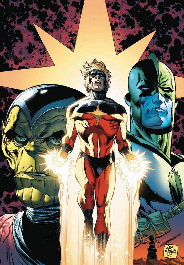 captain marvel earth 616
