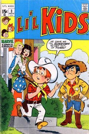 Li'l Kids Vol 1 3