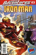 Marvel Adventures Iron Man Vol 1 13