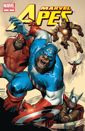 Marvel Apes Vol 1 0