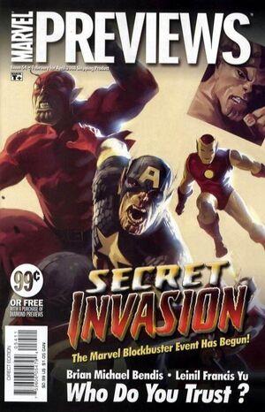 Marvel Previews Vol 1 54