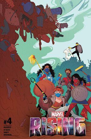 Marvel Rising Vol 2 4