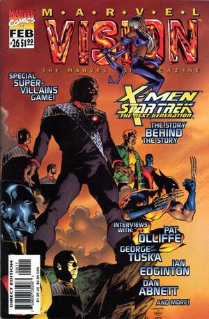 Marvel Vision Vol 1 26