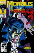 Morbius The Living Vampire Vol 1 4