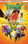 Phoenix Resurrection The Return of Jean Grey Vol 1 5