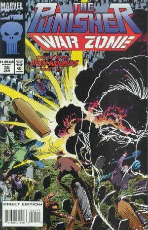 Punisher War Zone Vol 1 35