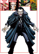 Rupert Kemp (Earth-616) from Vampires The Marvel Undead Vol 1 1 001