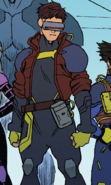 Scott Summers (Earth-83124) from What If X-Men Vol 1 1 001