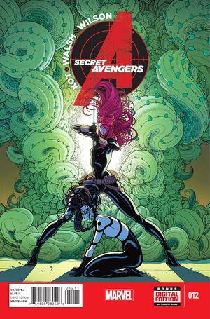 Secret Avengers Vol 3 12