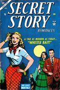 Secret Story Romances Vol 1 2