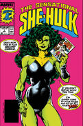 Sensational She-Hulk Vol 1 1