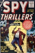 Spy Thrillers Vol 1 4
