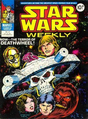 Star Wars Weekly (UK) Vol 1 37