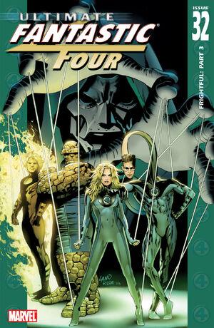 Ultimate Fantastic Four Vol 1 32