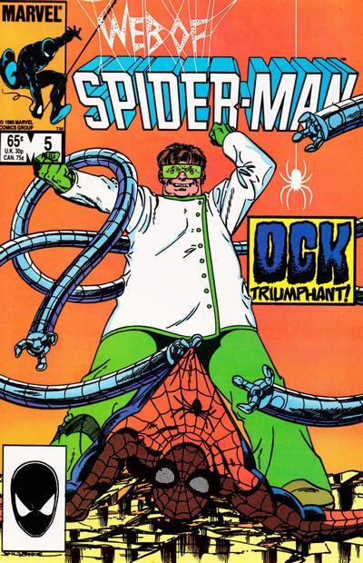 Web of Spider-Man Vol 1 5