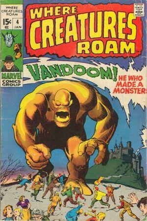 Where Creatures Roam Vol 1 4