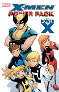 X-Men and Power Pack TPB Vol 1 1 The Power of X