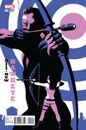 All-New Hawkeye Vol 2 4 Cho Variant