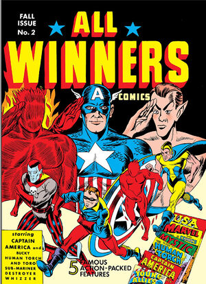 All Winners Comics Vol 1 2