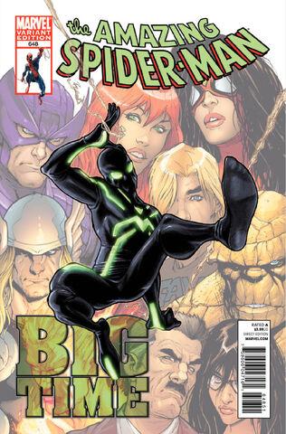 File:Amazing Spider-Man Vol 1 648 Caselli Variant.jpg