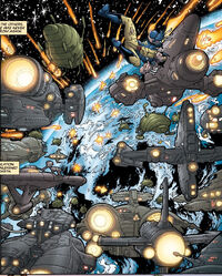 Annihilation Wave (Earth-91172) Exiles Days of Then and Now Vol 1 1