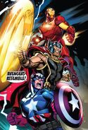 Avengers (Earth-616) from Avengers Vol 8 1 001