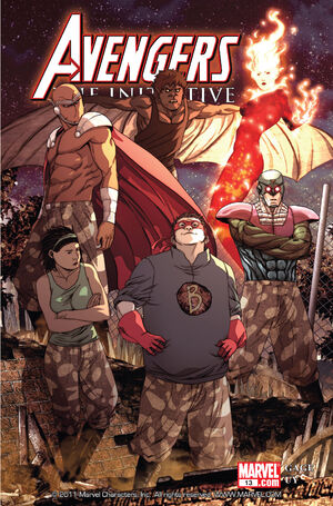 Avengers The Initiative Vol 1 13