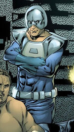 Dominikos Petrakis (Earth-58163) from House of M Avengers Vol 1 2 0001