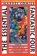 Essential Series Fantastic Four Vol 1 2