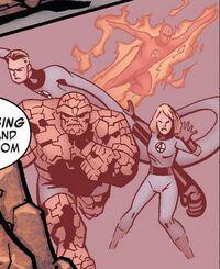 Fantastic Four (Earth-13584) Dark Avengers Vol 1 189