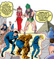 Fantastic Four (Earth-616) enslaved by Nathaniel Richards (Rama-Tut) (Earth-6311) from Fantastic Four Vol 1 19 Cover.jpg