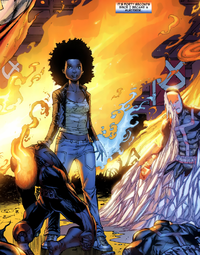 Idie Okonkwo (Earth-616) from Generation Hope Vol 1 10 0001