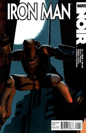 Iron Man Noir Vol 1 1