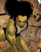 Jennifer Walters (Earth-33124) from Venom Vol 2 13.3 001