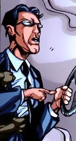 John (Sport Car Owner) from Wolverine Annual Vol 1 2000 0001